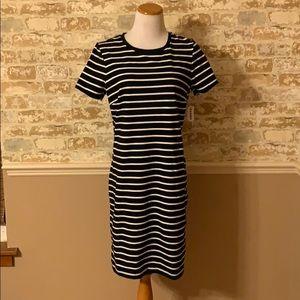 NWT Striped Dress